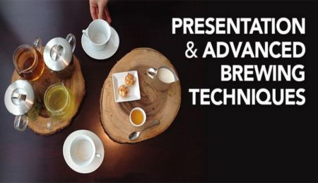 ADV.05 Presentation and Advanced Brewing Techniques